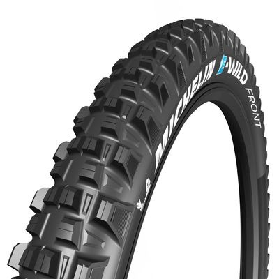 "Michelin E-Wild Tyre 27.5 x 2.60"" Black (66-584)"
