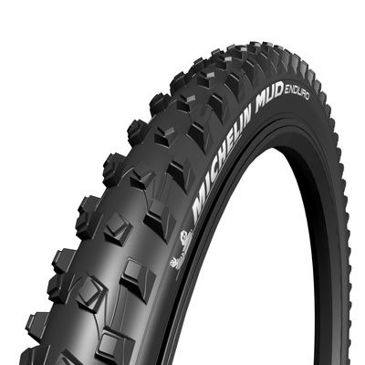"Michelin Mud Enduro Tyre 29 x 2.25"" Black (57-622)"