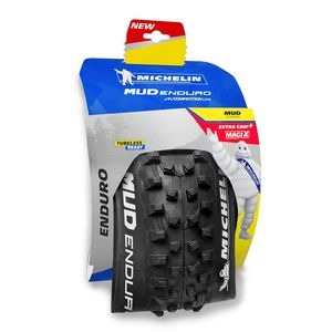 "Michelin Mud Enduro Tyre 29 x 2.25"" Black (57-622) click to zoom image"