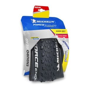 "Michelin Force Enduro Tyre 27.5 x 2.35"" Black (58-584) click to zoom image"