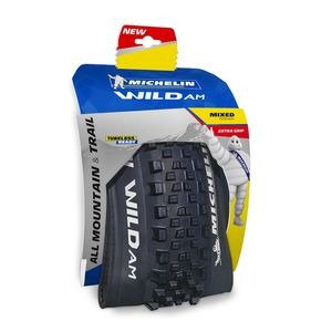 "Michelin Wild AM Competition Line Tyre 27.5 x 2.35"" Black (58-584) click to zoom image"