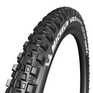 "Michelin Wild Enduro Gum-X Tyre 27.5 x 2.40"" Black (61-584) Rear - 27.5 x 2.40 Black  click to zoom image"