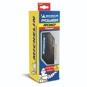 Michelin Power Road Tubeless Tyre Black 700 x 28c (28-622) click to zoom image