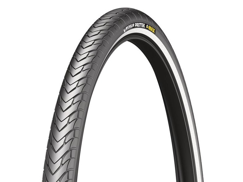 Michelin Protek Max Tyre 700 x 32c Black (32-622) click to zoom image