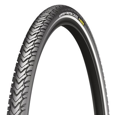 Michelin Protek Cross Max Tyre 700 x 35c Black (37-622)