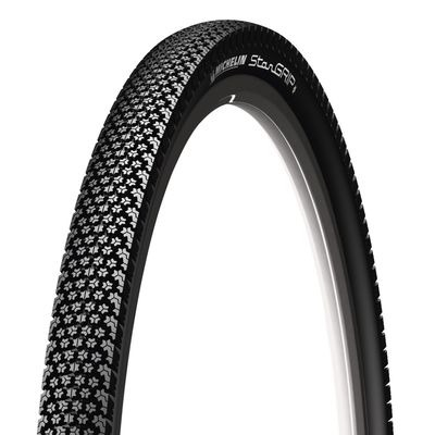 Michelin Stargrip Tyre 700 x 40c Black (42-622)