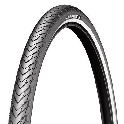 Michelin Protek Tyre 700 x 28c Black (28-622)