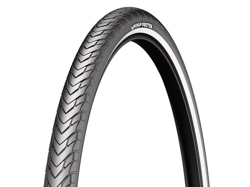 Michelin Protek Tyre 700 x 28c Black (28-622) click to zoom image
