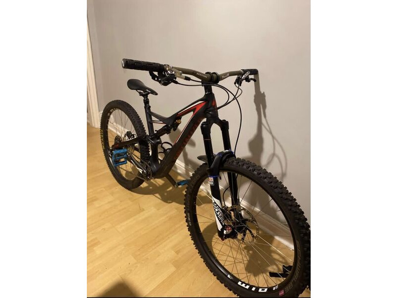 Specialized Stumpjumper FSR Expert click to zoom image